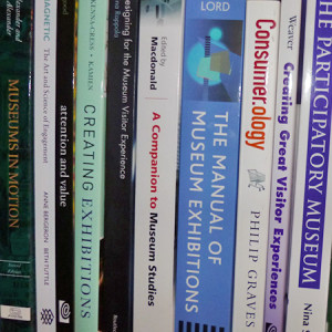 Museum and exhibition books
